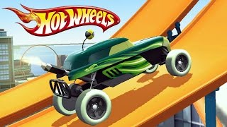 Скачать Гонки на Машинках ХОТ ВИЛС Монстр Трак Игровой мультфильм для детей про тачки Hot Wheels