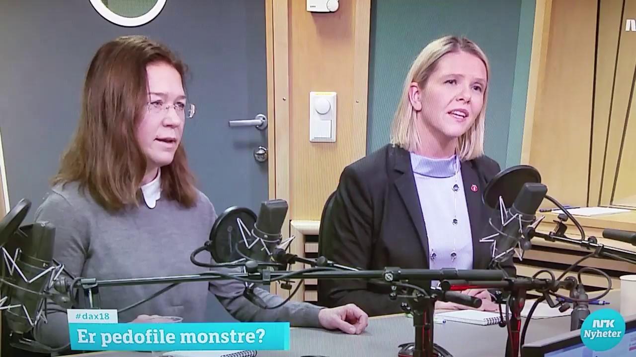 Sylvi Listhaug og Anine Kierulf - YouTube