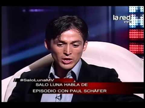 Salo Luna habla sobre su episodio con Paul Schäfer