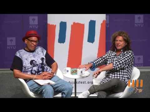 Salon Series: A Conversation with Pat Metheny