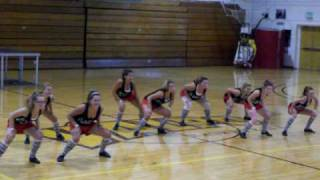 kvhs jv home routine
