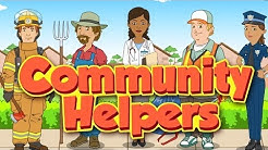 Community Helpers Play & Learn | Top Best Educational Apps for Kids
