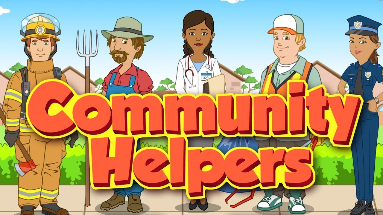 Community Helpers Play Amp Learn