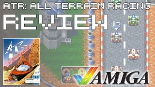 ATR: All Terrain Racing - Commodore Amiga Game Review | How To Retro