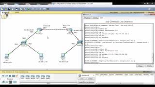 9_Configuration du routage statique sur équipement CISCO