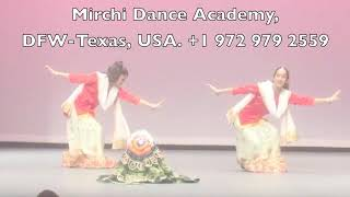 Grace And Grooves | Mirchi Dance Academy | Hetal Nagaraj | Competition Video Glimpse