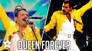 Baixar Bohemian Rhapsody!! | Queen FOREVER | Tribute Band on Spain's Got Talent | Got Talent Global