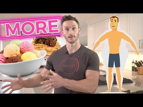 Does Eating MORE Calories Build MORE Muscle or FAT?