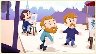 Les grands maîtres de la peinture : Vincent Van Gogh 🎨