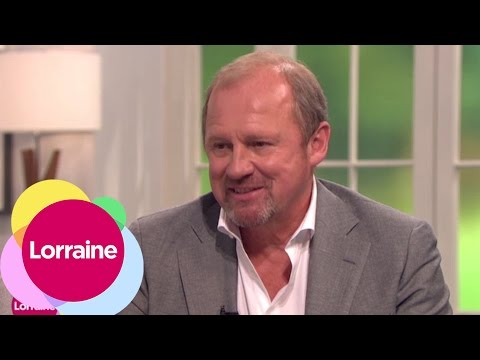 Peter Firth On Spooks | Lorraine