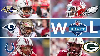 2020 NFL Draft Day 2 Winners & Losers