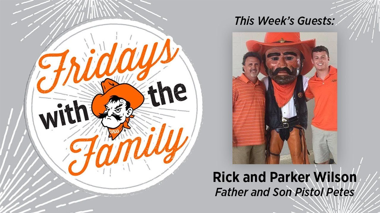 Image for Fridays with the Family - Rick and Parker Wilson webinar