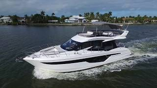 2019 Galeon 500 FLY for Sale at MarineMax Naples Yacht Center
