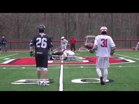 Game Highlights Spring Boys Junior Varsity Lacrosse Baldwinsville VS Pittsford 4/07/2018 4k