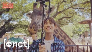 TAEIL X HOUSTON : MOON🌕 Meets Giraffe (Feat. 텐데즈) | NCT 127 HIT THE STATES