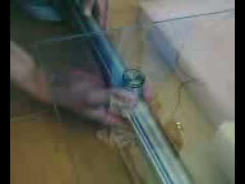 Pinocho pegando vidrio youtube - Pegar cristal y metal ...