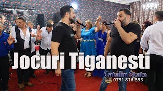 Tzanca Uraganu , Jocuri Tiganesti Live - Nunta Tania & Aurel NOU