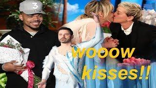 Ellen DeGeneres Can't Help But Cry At Portia De Rossi's Birthday Gift.