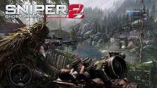 Sniper Ghost Warrior 2 Gameplay on Ultra Low End PC (Core 2 Duo 2.00ghz) 4gb ram
