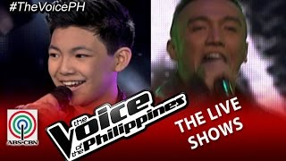 """Iisang Bangka/Salamat"" by Arnel Pineda, Darren Espanto and The Voice Artists"