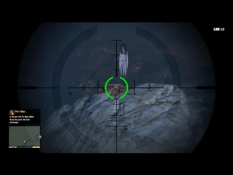 Grand Chute Auto >> GTA V Easter Eggs : Aliens, Fantômes... - YouTube