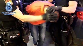 Detenido por ayuda de ciudadanos que impidieron un robo con violencia