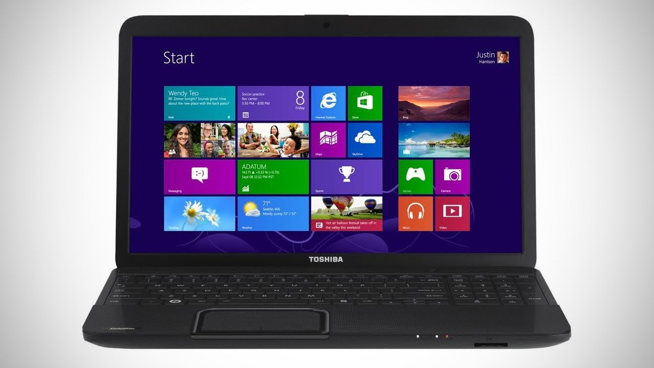 Toshiba Satellite Pro C850-B System Driver for Mac Download