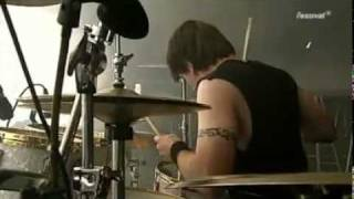 Bullet For My Valentine - Tears Don't Fall @ Rock Am Ring 2006