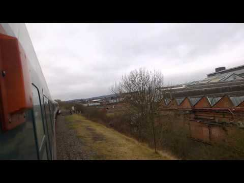 GREAT CENTRAL RAILWAY NOTTINGHAM 2016 VID 6 HST