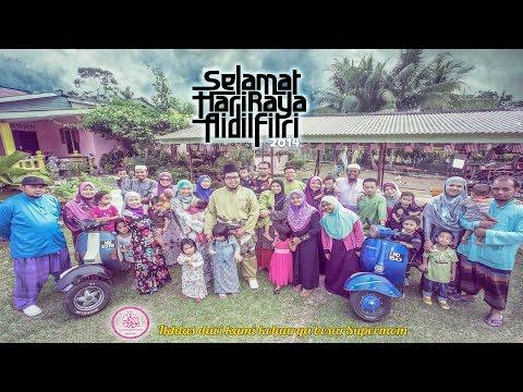 Selamat Hari Raya - Ahmad Jais (cover by Supermom)