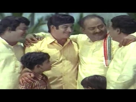 Baabu Vinara Video Song || Pandanti Kapuram Movie || Krishna, Saroja Devi, Vijayanirmala