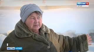 Жители Змеиногорска рассказали, каково это жить при температуре +15° С в квартире