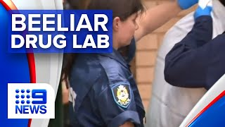 Police discover drug lab at Beeliar stabbing attack site