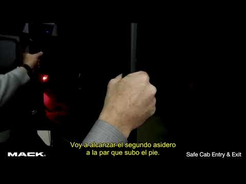 Safe Cab Entry and Exit (Spanish)