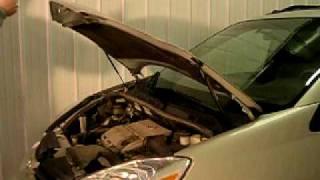 Redline Tuning 2004-Present Toyota Sienna Hood QuickLIFT system
