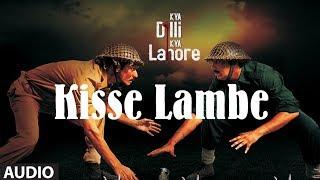 Kisse Lambe Full Audio Song | Kya Dilli Kya Lahore | Sukhwinder Singh | Gulzar
