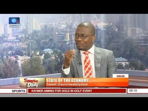 Sunrise Daily: Nigeria Is Definitely Going To Get Better-- Trade Minister Pt 4