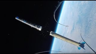 Flat Earth: New GoPro rocket video supports NASA hoax with fish eye lens!!!