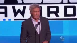 Harrison Ford and John Williams Tribute