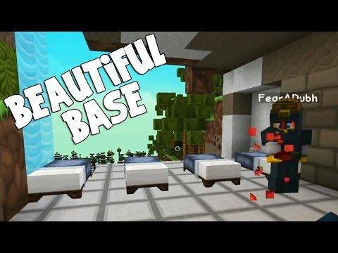 Minecraft - Mission To Mars - Beautiful Base! [2]