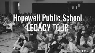 LEGACY High School Tour - EPISODE 4 - HOPEWELL HIGH SCHOOL