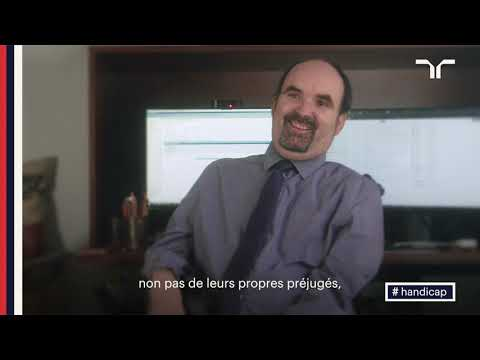 #Handicap - Témoignage d'un architecte principal IT