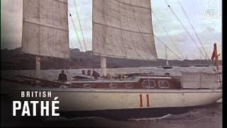 Yacht Race Starts From Plymouth (1967)