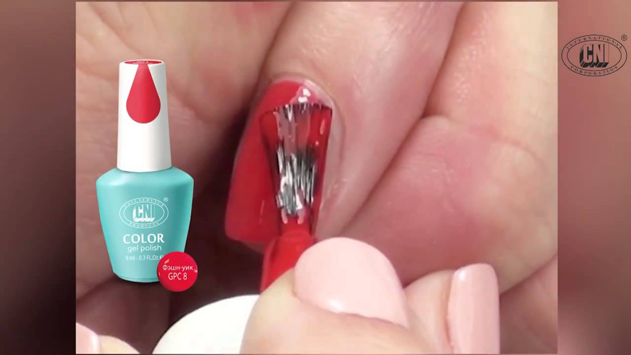 Гель-лак OPI GelColor, цвет OPI On Collins Ave B76 - YouTube