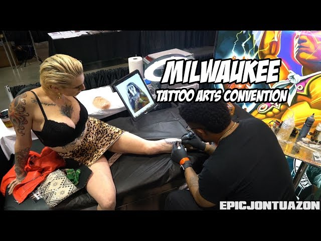 Milwaukee Tattoo Arts Convention 2018 | Villain Arts