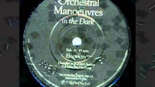 Baixar - Orchestral Manoeuvres In The Dark Electricity 1979 Grátis