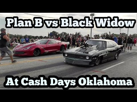 Plan B vs Black Widow at Cash Days in Enid, Oklahoma