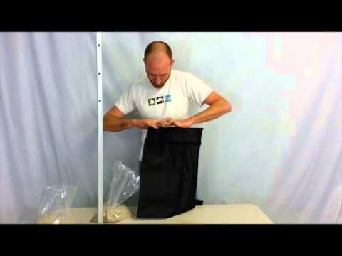 How to Fill and Use Canopy Weight Bags - eCanopy com