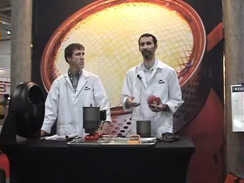 MSR Stoves: Reactor Demo