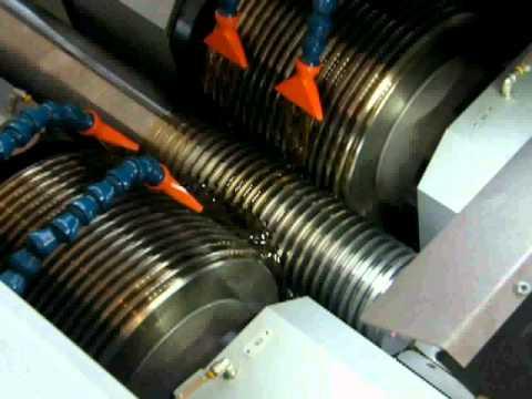 Thread and Profile Rolling - Profiroll Technologies